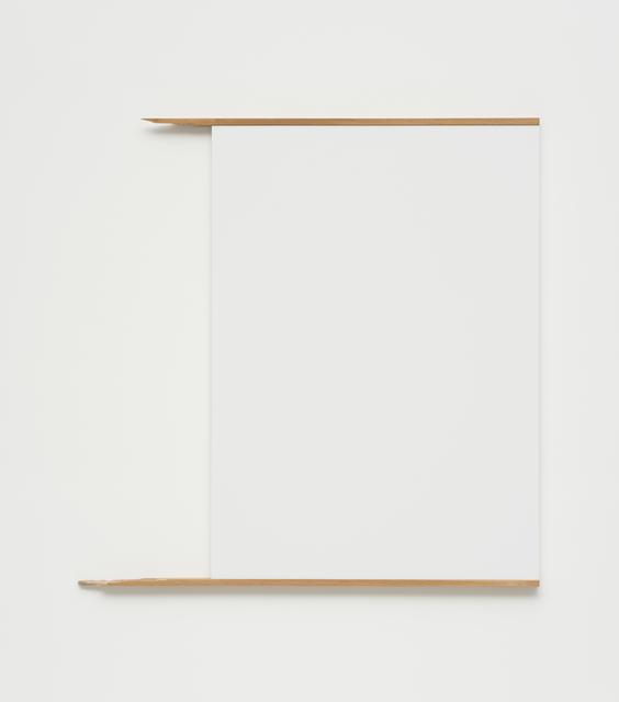 , 'Relief n. 8,' 2017, Casa Triângulo