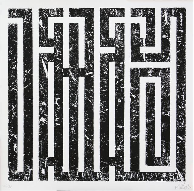 L'ATLAS, 'Seal 17', 2018, Print, Silk screen, Art Works Paris Seoul Gallery