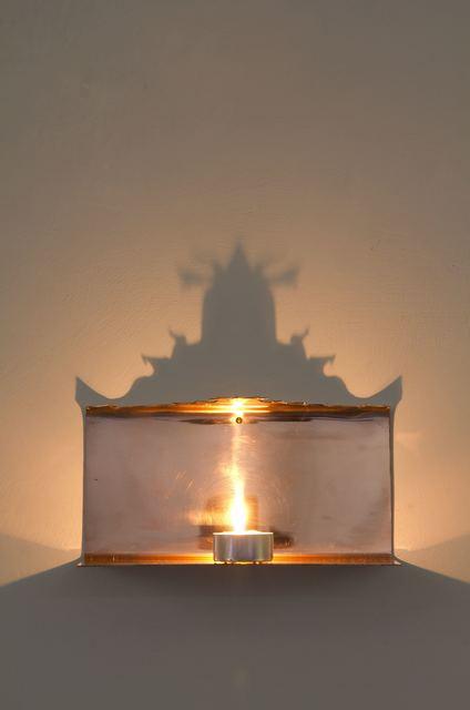 , 'Custodi della luce,' 2011, Galleria Anna Marra