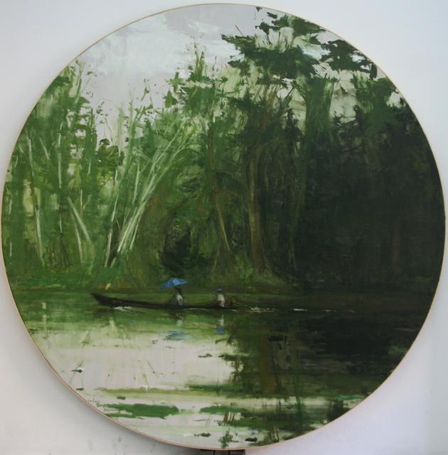 , 'Sailing from Leticia to Santa Rosa,' 2010, Artistics
