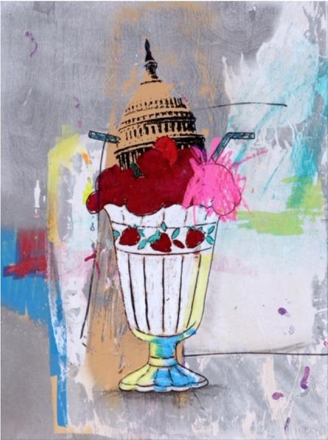 , 'La Capitol,' 2019, 81 Leonard Gallery