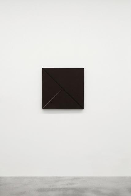 , 'Markierungen 72,' 1974, Dep Art Gallery