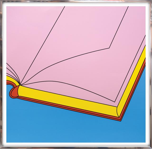 Michael Craig-Martin, 'Book.', 2019, Peter Harrington Gallery