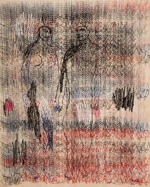 , 'Schiffli series, Orphrey,' 2006, Candida Stevens Gallery