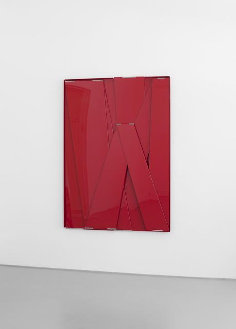 , 'Jalousie II,' 2017, Galerie Laurence Bernard