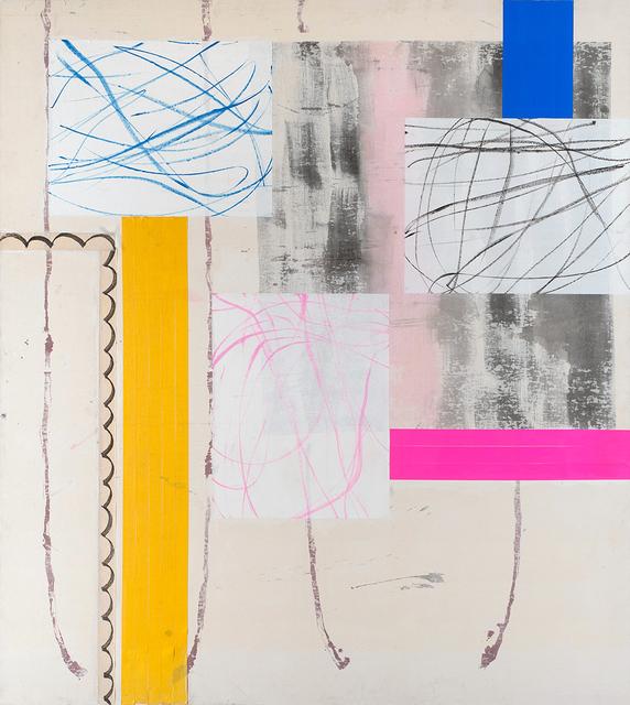 , 'Peinture primaire,' 2000, La Patinoire Royale / Galerie Valerie Bach