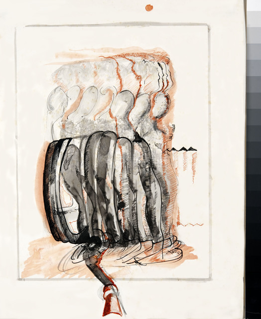 , 'Centrifugal Force III (White),' 2011, Kavachnina Contemporary