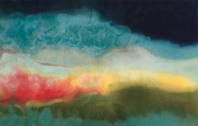 , 'Comanche Grasslands, Sunset,' 2017, Michael Warren Contemporary