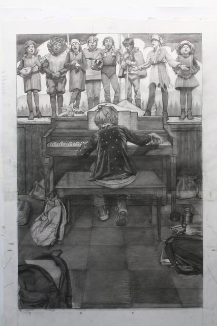 , 'Rehearsal,' , Dowling Walsh