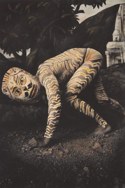 , 'Night Prowl,' 2008, Tasveer
