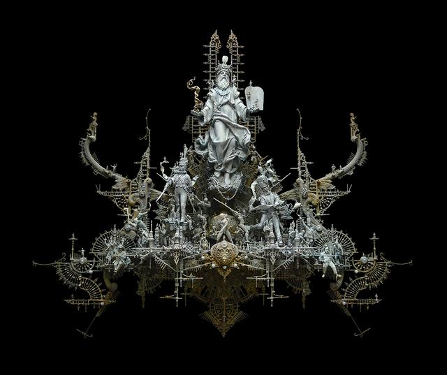, 'Ambiguous Exodus,' 2015, Joshua Liner Gallery