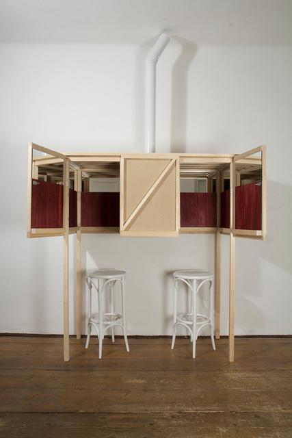 , 'Bar Non-Lieu,' 2015, Frederieke Taylor Gallery