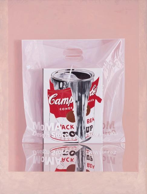 , 'Serie Museos. Warhol @MOMA,' 2019, Ansorena Galeria de Arte