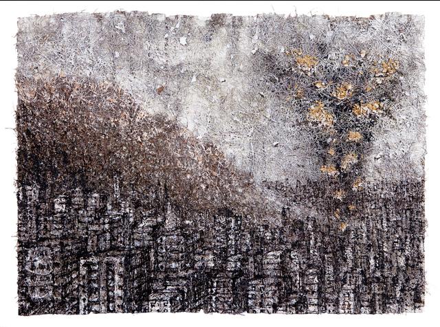 , 'Dark Matter,' 2016, Mark Hachem Gallery