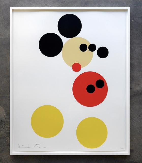 Damien Hirst, 'Mickey - small Spot print (large version also available)', 2014, Print, Screenprint, Joseph Fine Art LONDON