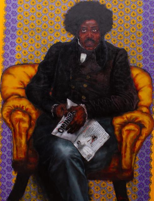 , 'Bòdá Àjàní (Victorian Lagos Series),' 2018, Sapar Contemporary