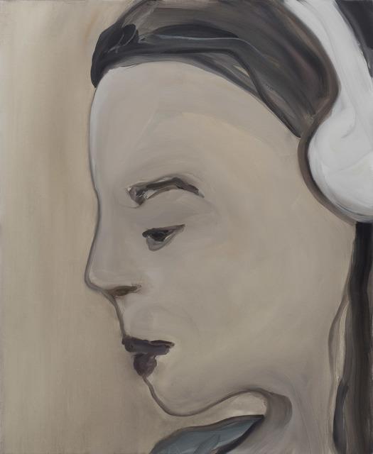 , 'Music,' 2017, Galerie Thomas Fuchs