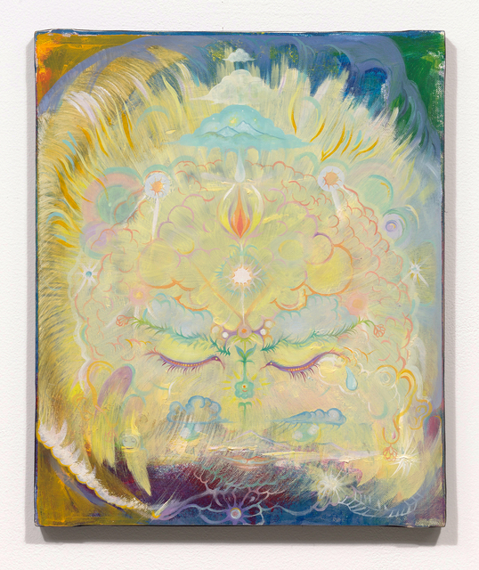 , 'Healing Painting (A huge ever growing...),' 2016, Jessica Silverman Gallery