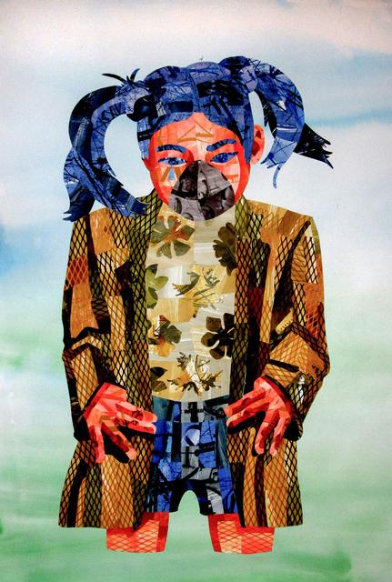 , 'Blue Tear,' 2018, Russo Lee Gallery