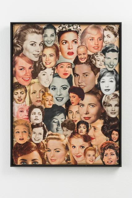 , 'Collage,' ca. 1960, Galerie Mehdi Chouakri
