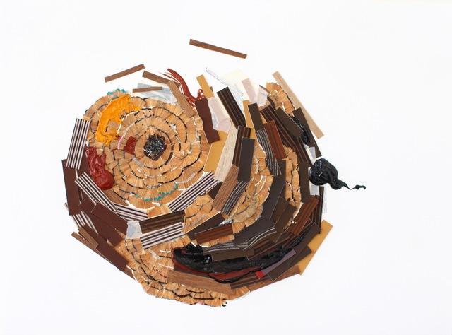 , 'Construction (no. 1),' 2015, Open Mind Art Space