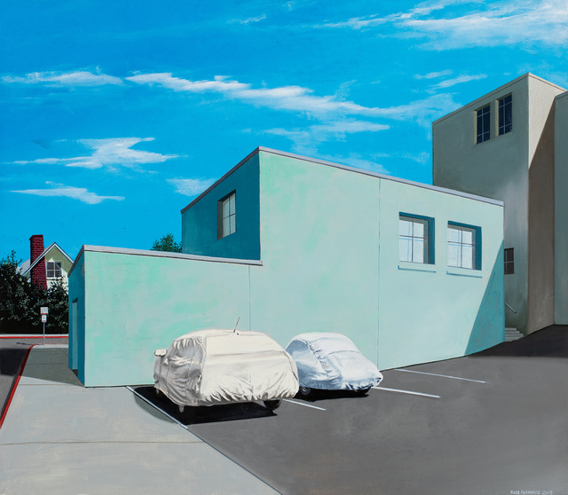 , 'Audi and 356 Cover,' 2018, Russo Lee Gallery