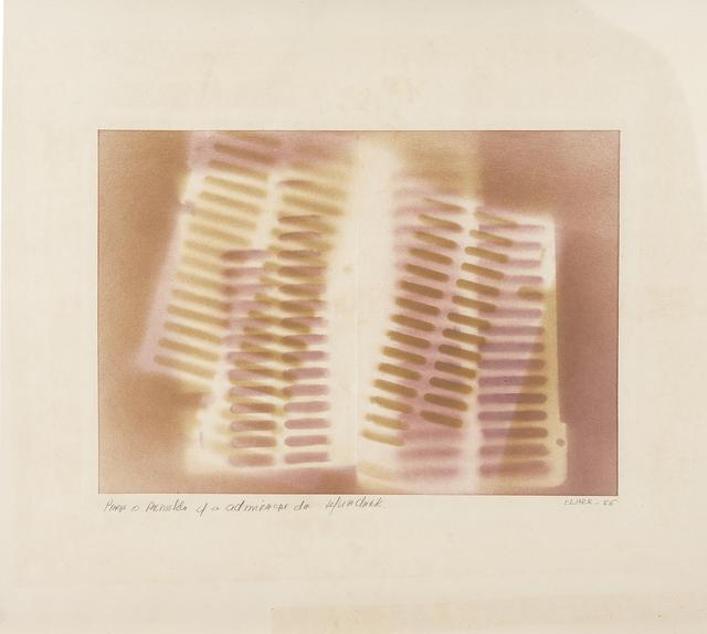 Lygia Clark, 'Estudo', 1956, Galeria Frente