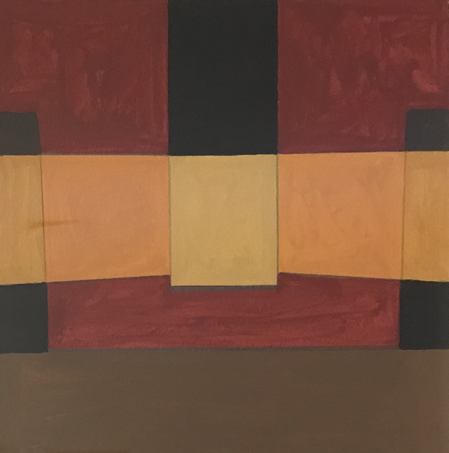 , 'Study for a Painting No. 6 (4),' 1993, Leon Tovar Gallery
