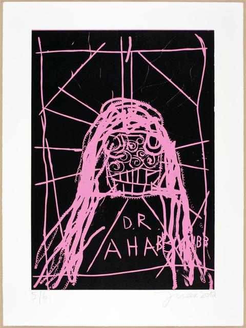 , 'DOKTOR ALLPORN'S neue HITSINGLE: IT'S my SCHEISS. (Das musste 'mal raus.),' 2012, Galerie Sabine Knust