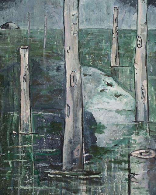 , 'Brackish Waters,' 2017, Linda Hodges Gallery