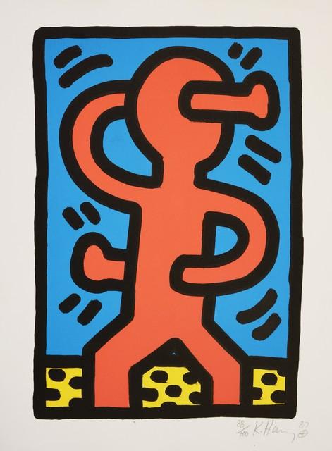 Keith Haring, 'Untitled 1987', 1987, Shapero Modern