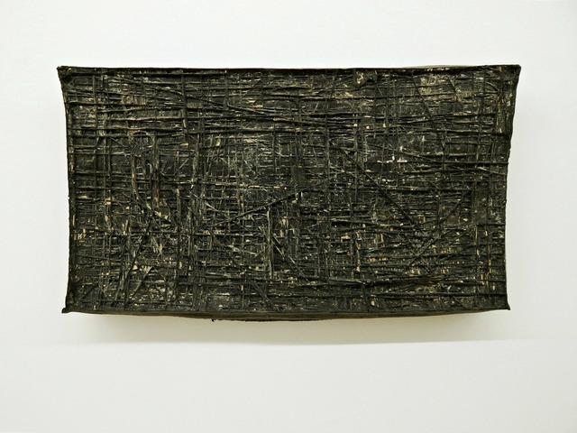 , 'tramoia,' 2016, Galeria Ybakatu