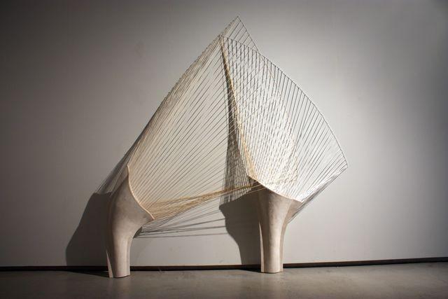 Laura Lio, 'White shapes', 2006, Artur Ramon Art