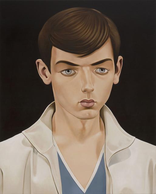 , 'Edward Krebs,' 2012, Gallery Baton
