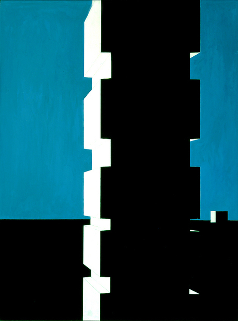 , 'Structures,' 1956, Christopher Cutts Gallery