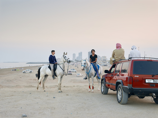 , 'Friday, Fujairah (UAE),' 2014, Circuit Gallery