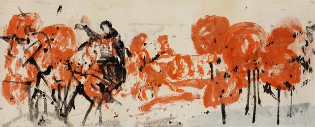 , 'Nro 3569,' 2014, Via Margutta Arte Contemporaneo