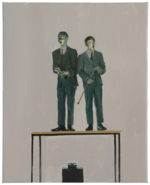 Pere Llobera, 'GILBERT & GEORGE', 2015, F2 Galería