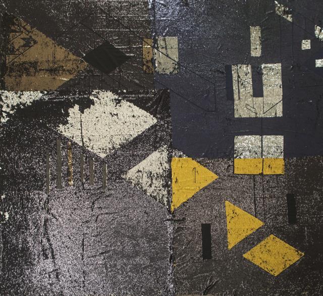 , 'Coordenadas,' 2018, 80M2 Livia Benavides