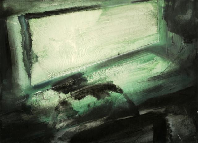 , 'Zonnebank,' 2012, C&H gallery
