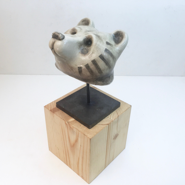 , 'Melancolica Selene-Ursus,' 2017, Fousion Gallery