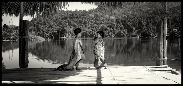 , 'Jahai Children at the Royal Belum National Park, Perak, Malaysia,' 2009, SCShekar