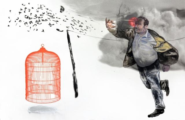 , 'La Révolte,' 2017, Sulger-Buel Lovell