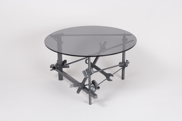 ", '""ISCT"" Table,' 2015, Patrick Parrish Gallery"