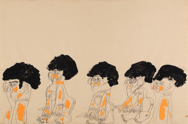 , 'Untitled,' 1983, Cavin-Morris Gallery
