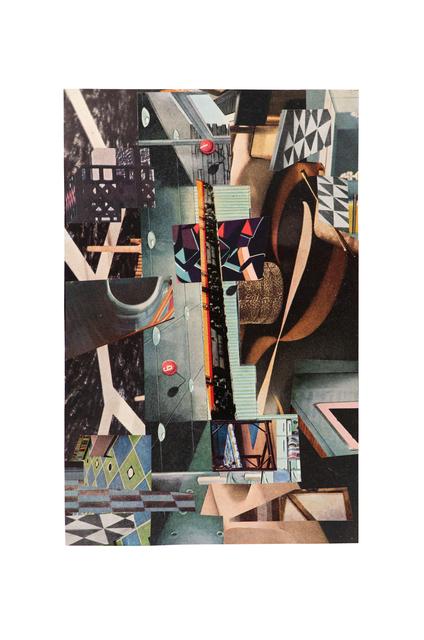 , 'Interiorly,' 2018, ZINC contemporary