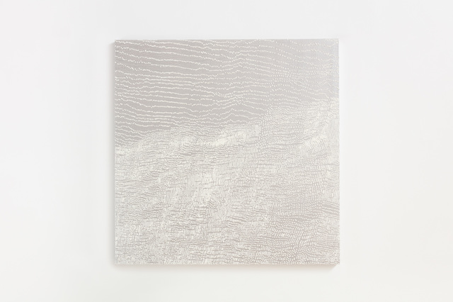 Mio Yamato, 'SILVER WHITE DOT', 2019, COHJU Contemporary Art