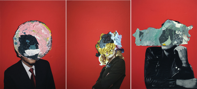 Hesam Rahmanian, 'Your Gaze Across My Face... ', 2017, In Situ - Fabienne Leclerc