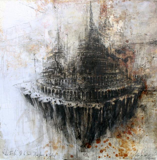 , 'La Isla, Series: Huérfanos de Babel,' 2016, Victor Lope Arte Contemporaneo