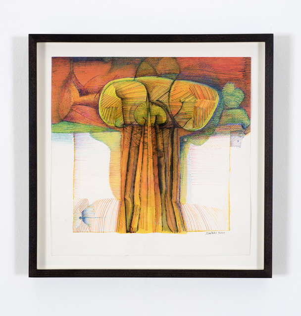 , 'The Tree,' 2001, Vigo Gallery